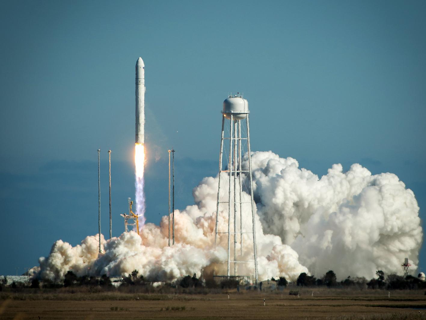ULA отказывается от участия в конкурсе по запуску GPS-3.
