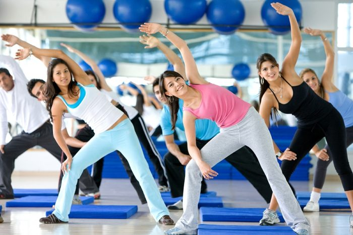 Блог любителя фитнеса