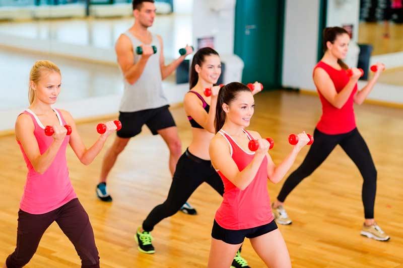 Активные виды фитнеса
