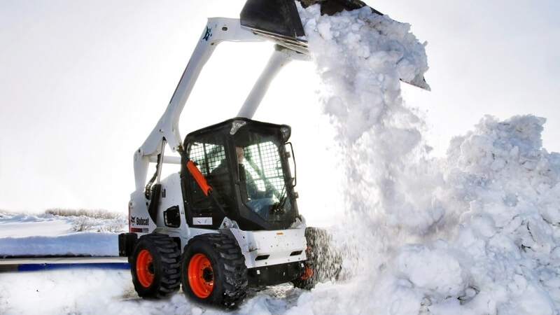 Уборка и вывозка снега : перенимаем передовой опыт