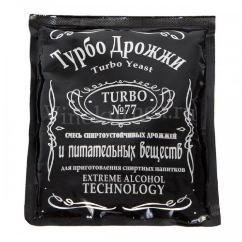 Спиртовые турбо дрожжи 77 - vinokurnea.ru
