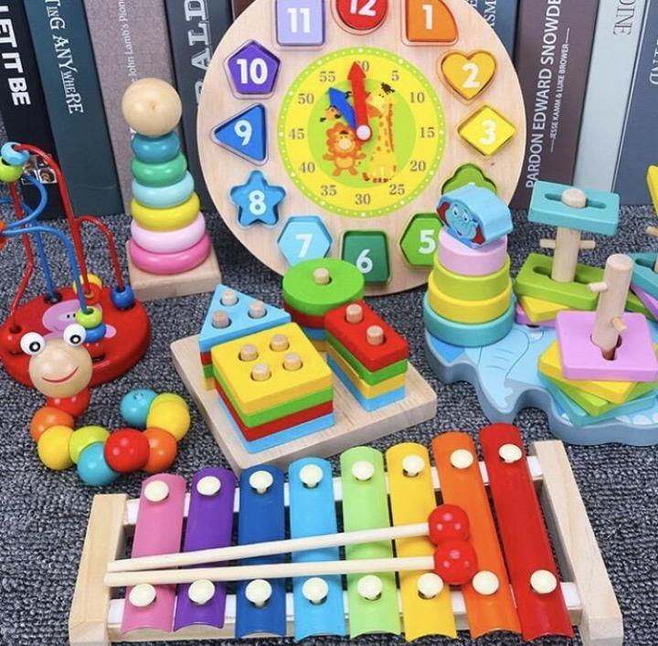 Купить детские развивающие игры для 2 лет