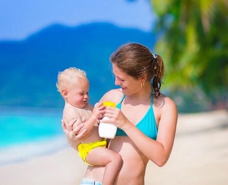 Отдых с маленьким ребенком – полезные советы
