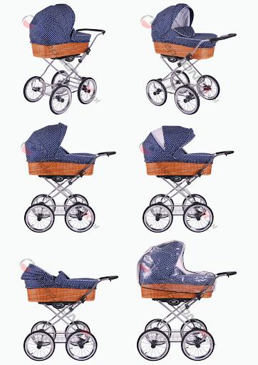 Купить коляску для ребенка дело не из легких